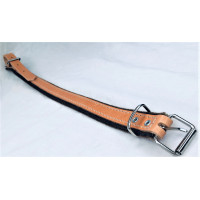 Accordion  or Melodeon Shoulder Strap Extension Tan