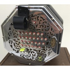 Crabb 48K Aeola English Concertina