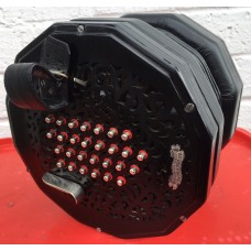 Lachenal Edeophone English Concertina