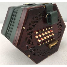 Lachenal English Concertina tutor model
