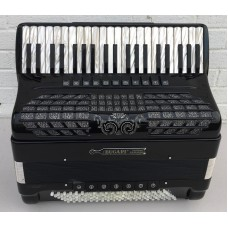 Bugari 120 Bass Championfisa 4 Voice Piano Accordion