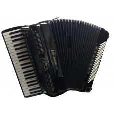Bugari Championfisa Piano Accordion USED