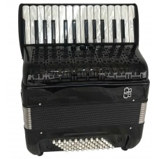 26 Key 2 voice 60 Bass Piano Accordion with Hand Made reeds by F Ballone Burini Made in Italy