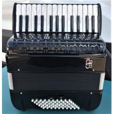 27 Key 2 voice 60 Bass Lightweight Piano Accordion  Fabio Ballone Burini