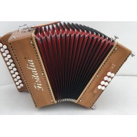 The Morris II DG Melodeon by Fisitalia