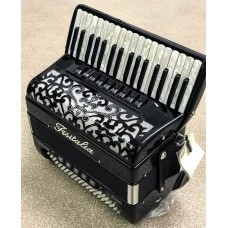 Fisitalia 34 Key 4 voice right hand 5 voice left hand-S 34 treble key piano accordion