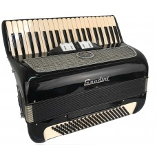 Gaudini 41 Piano Keys 120 Bass 4 Voice Piano Accordion