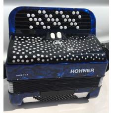 Hohner Nova Continental Chromatic C System Button Accordion