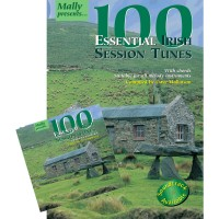 100 Essential Irish Session Tunes Book/CD Package