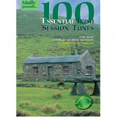 100 Essential Irish Session Tunes Book