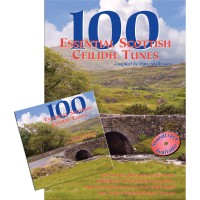 100 Essential Scottish Ceilidh Tunes Book/CD Package