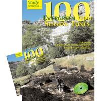 100 Evergreen Irish Session Tunes Book/CD