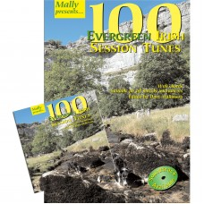 100 Evergreen Irish Session Tunes Book/CD