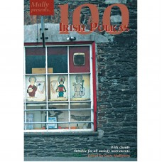 100 Irish Polkas Book