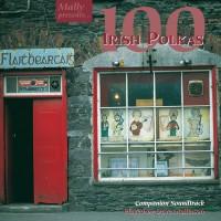 100 Irish Polkas Soundtrack CD