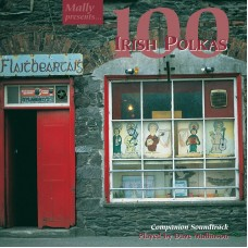 100 Irish Polkas Soundtrack CD