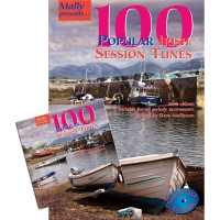 100 Popular Irish Session Tunes Book/CD