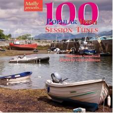 100 Popular Irish Session Tunes Soundtrack CD