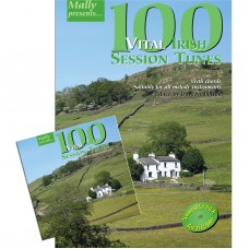100 Vital Irish Session Tunes Book/CD