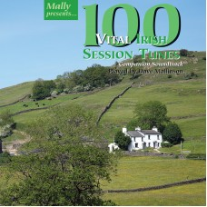 100 Vital Irish Session Tunes Soundtrack CD