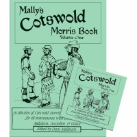 Mally's Cotswold Morris Book and CD Package Volume 1  by Dave Mallinson