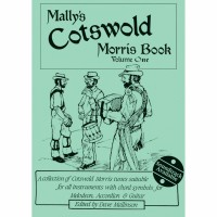 Mally's Cotswold Morris Book Volume 1