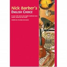 Nick Barber's English Choice Book