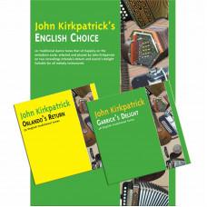 John Kirkpatrick's English Choice Book including 2 CDs