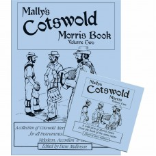 Mally's Cotswold Morris Book and CD Package Volume 2 by Dave Mallinson