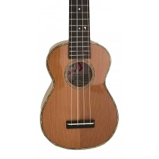 Lani LS-70 Willow Solid Cedar Top and Willow Back and Sides Soprano Ukulele