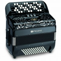 Pigini C30 Continental Chromatic 2 voice 72 bass C system