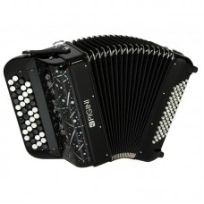 Pigini Skywalker Continental Chromatic Button Accordion C System