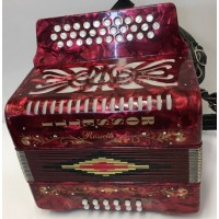 Rossetti ADG Melodeon USED 12 bass