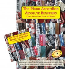 The Piano Accordion Absolute Beginners Book & CD