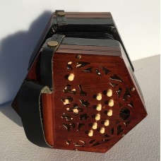 Anglo Concertina CG 20 key by Crabb