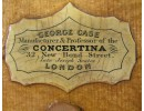 George Case Concertina