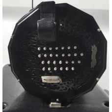 Lachenal 56 Key Edeophone Tenor Treble  English Concertina