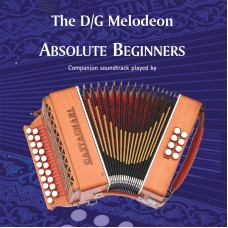 DG Melodeon Book Absolute Beginners CD