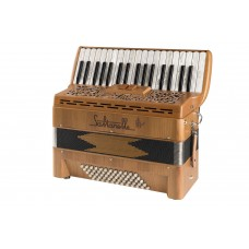 Saltarelle Clifden Piano Accordion 60 bass 2 voice