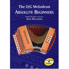The DG Melodeon Book Absolute Beginners Book