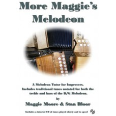 More Maggie's Melodeon A tutor Book