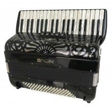 Pigini Primavera P75 3 Voice 96 Bass Piano Accordion